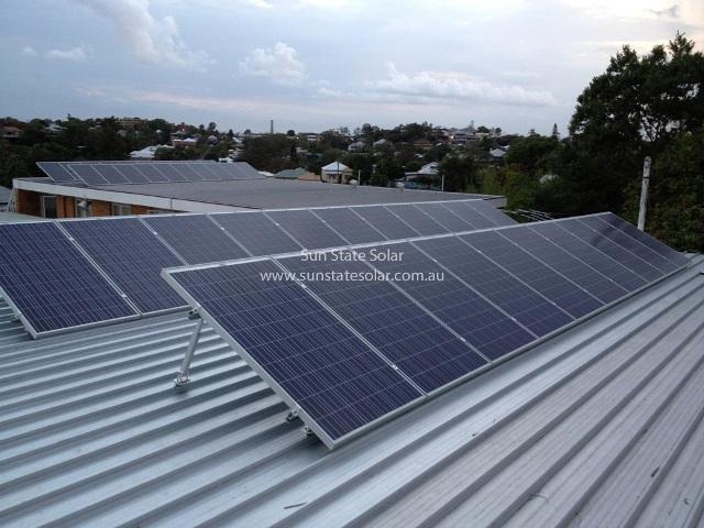 Previous Solar Installations Gallery