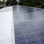 5kW domestic installation for a Brisbane household