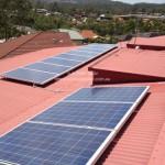 3kW solar system installed in Brisbane, Qld