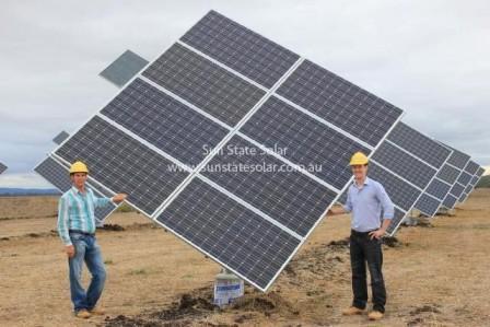 Sun State Solar Staff