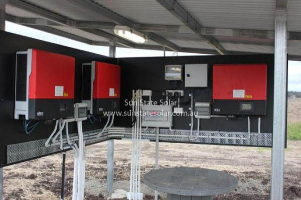 Kings Creek Solar Farm - Inverters